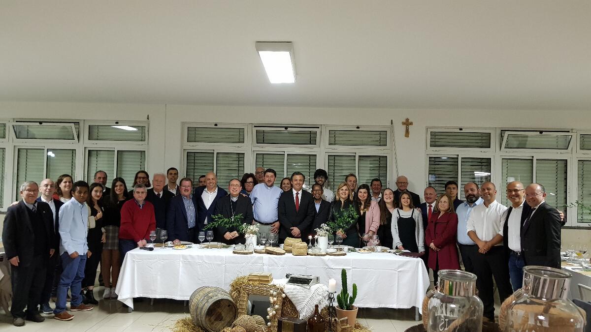 Dia de São João Bosco assinalado nos Salesianos