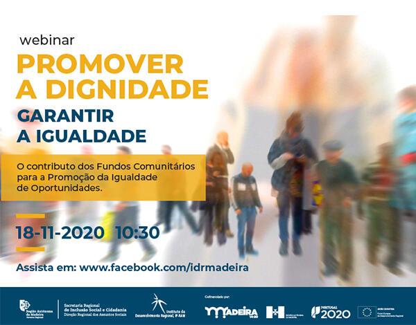 Seminário aborda o contributo dos fundos comunitários para a igualdade de oportunidades