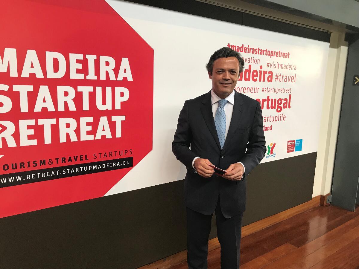 Madeira quer ser modelo na área da tecnologia de ponta