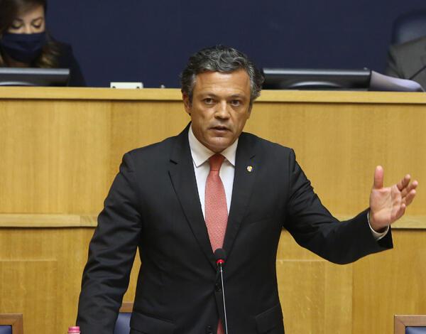 Orçamento Suplementar confirma determinação do Governo Regional