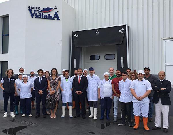 Empresa madeirense entre as maiores do sector do pescado