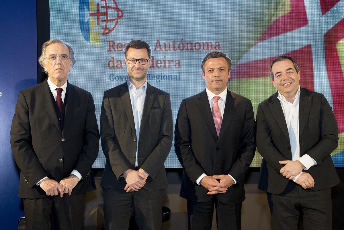"""Porto Santo será a primeira """"ilha inteligente"""" do mundo"""