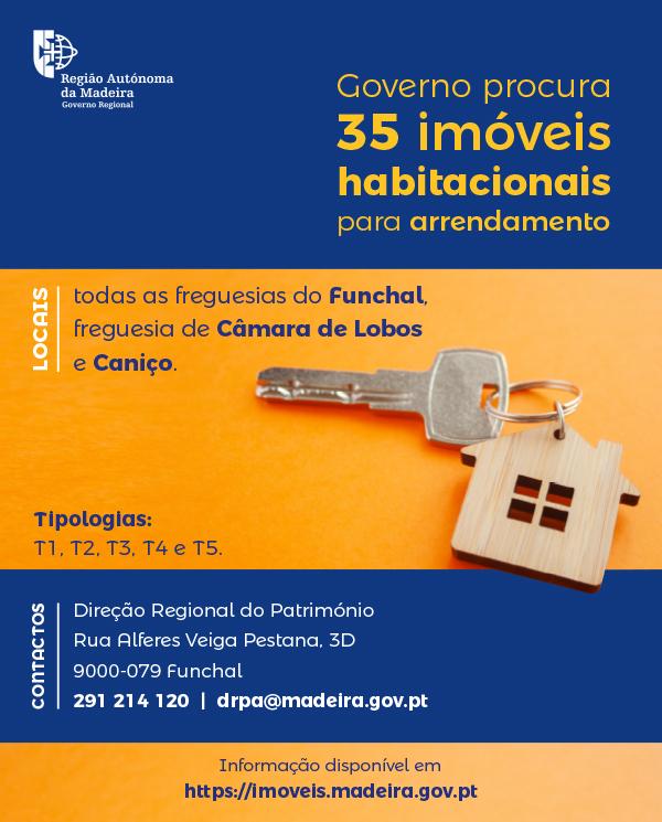 Imóveis para arrendamento