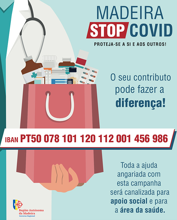 Madeira : STOP COVID