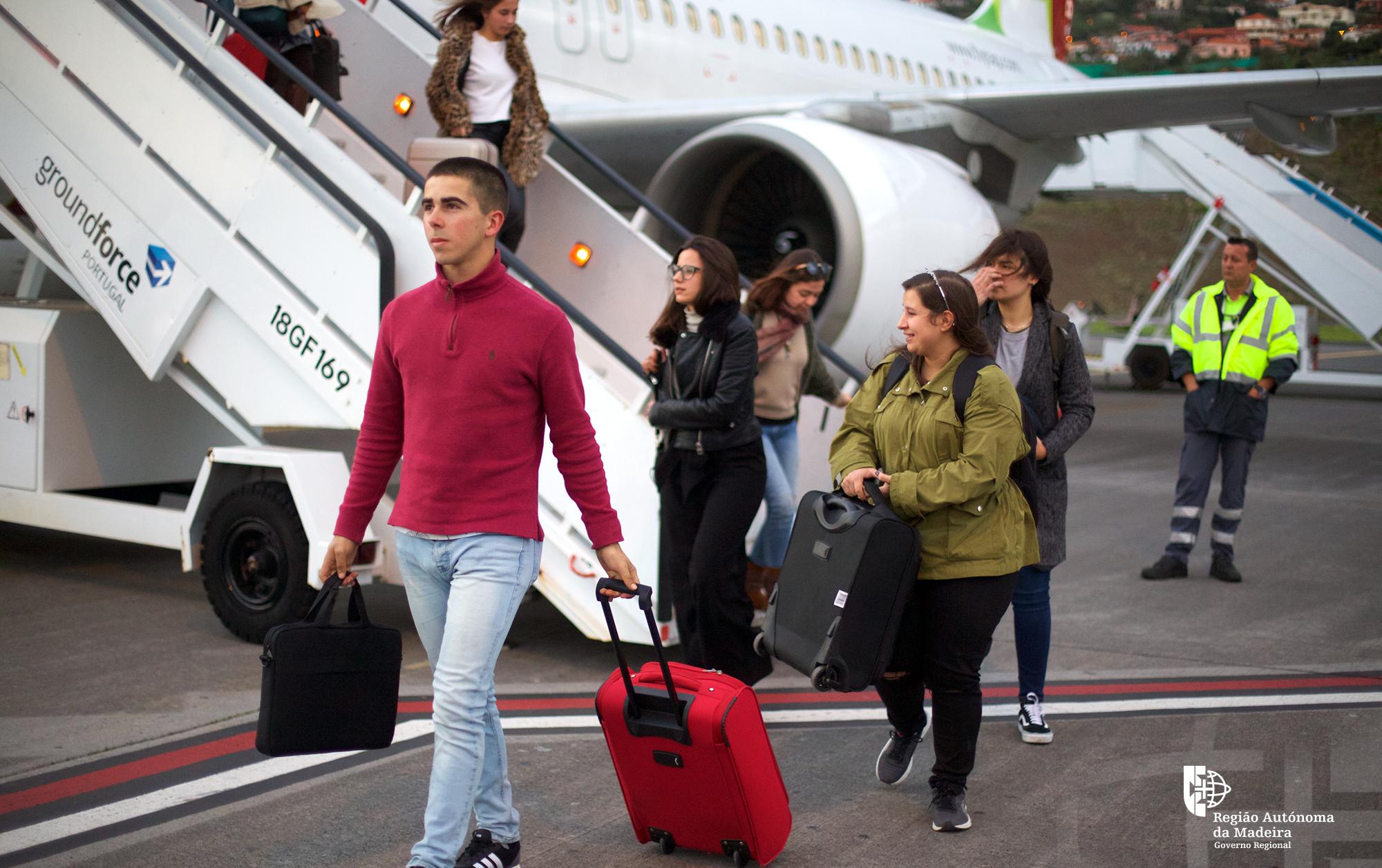 """""""Natal na Madeira"""" trouxe dezenas de madeirenses à Região"""