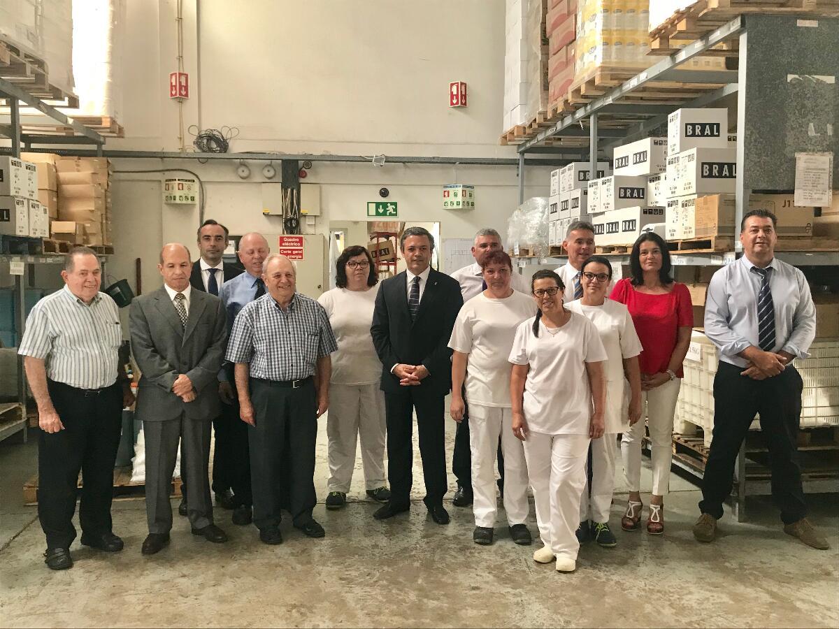 200 mil euros apoiam  exportação de produtos regionais