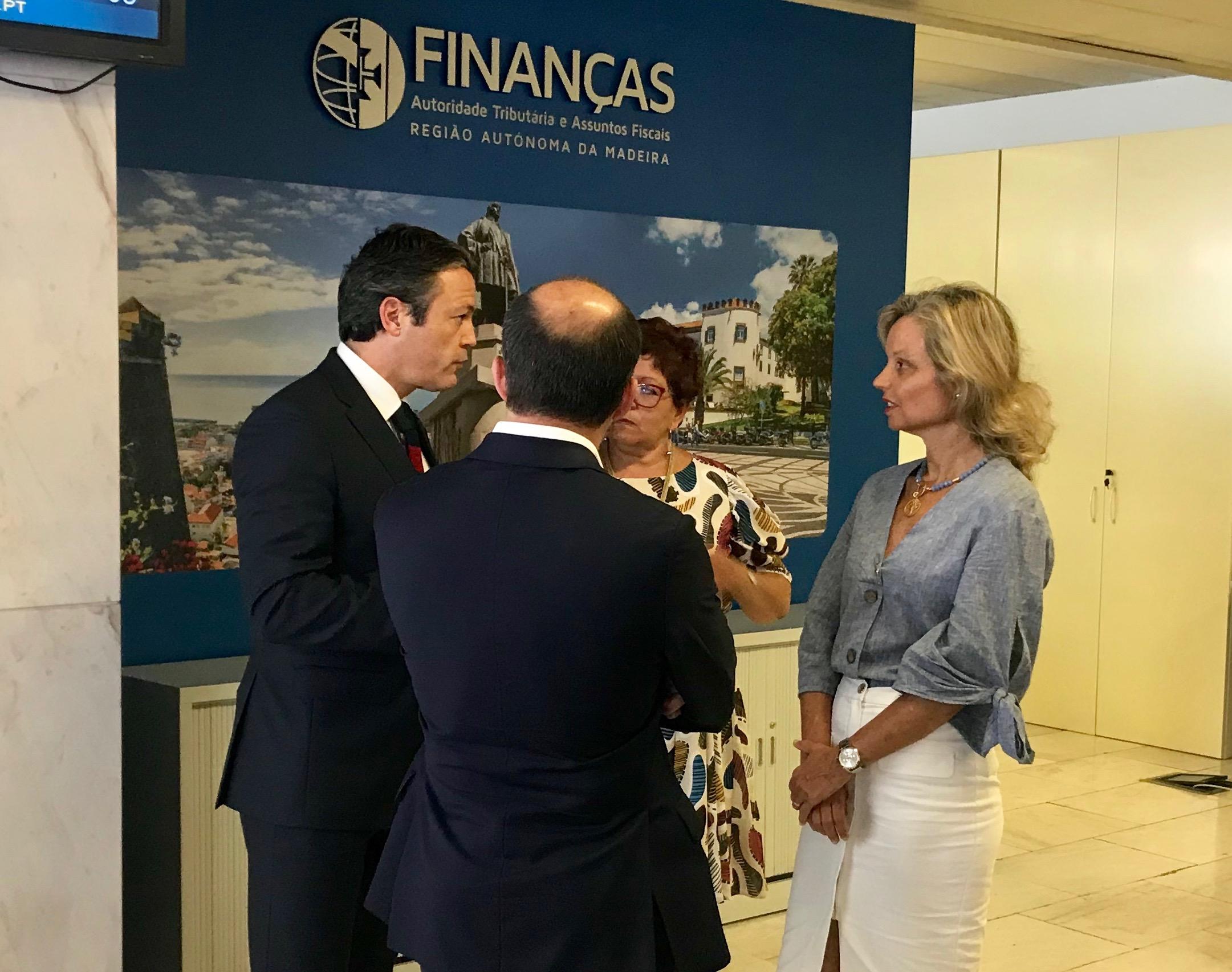 Serviços de Finanças da Região com nova imagem