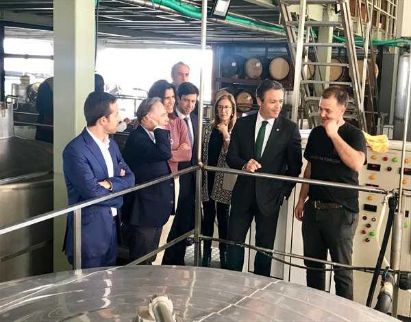 Apoios do Governo têm sido fundamentais para a modernização dos engenhos madeirenses