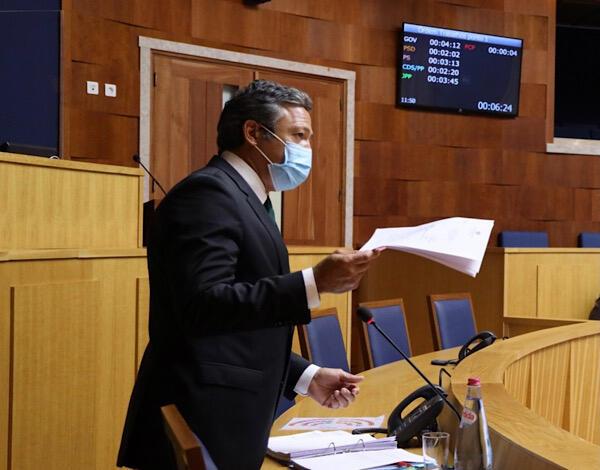 Custos da pandemia chegam aos 500 milhões de euros em dois anos