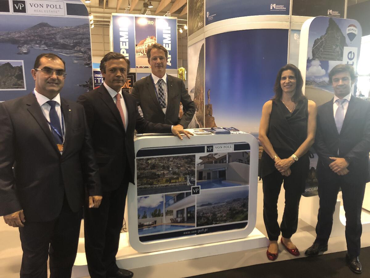 Madeira, Região Convidada da 21ª edição do Salão Imobiliário de Portugal