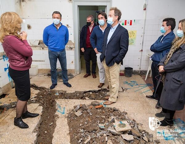 Embaixador da Suíça visita a Madeira