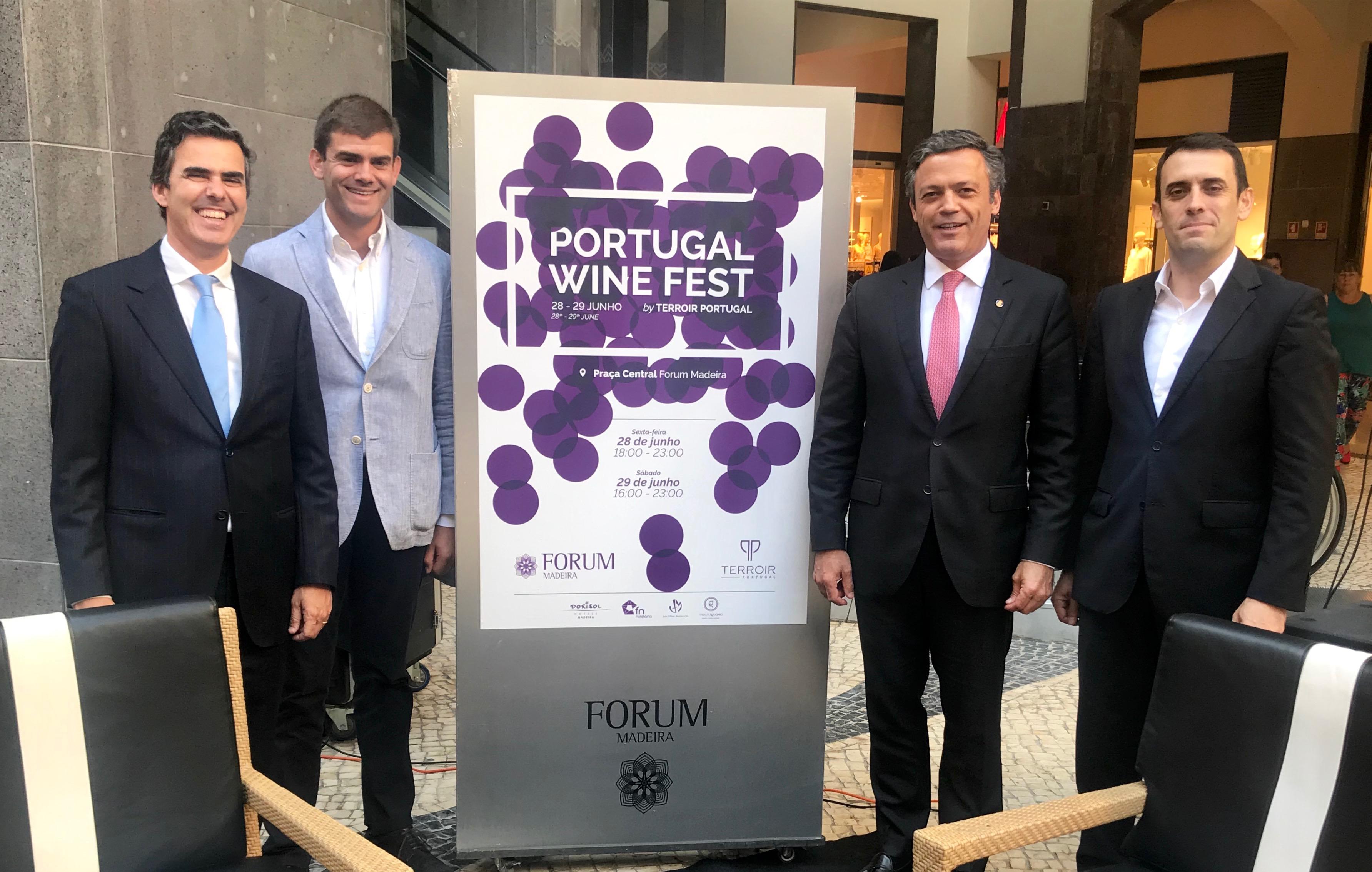 Portugal Wine Fest apresentado