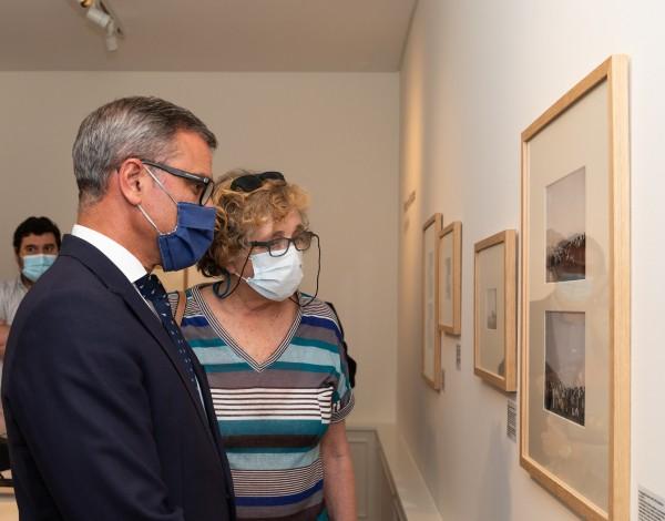 Secretário Regional de Turismo e Cultura no Museu de Fotografia da Madeira