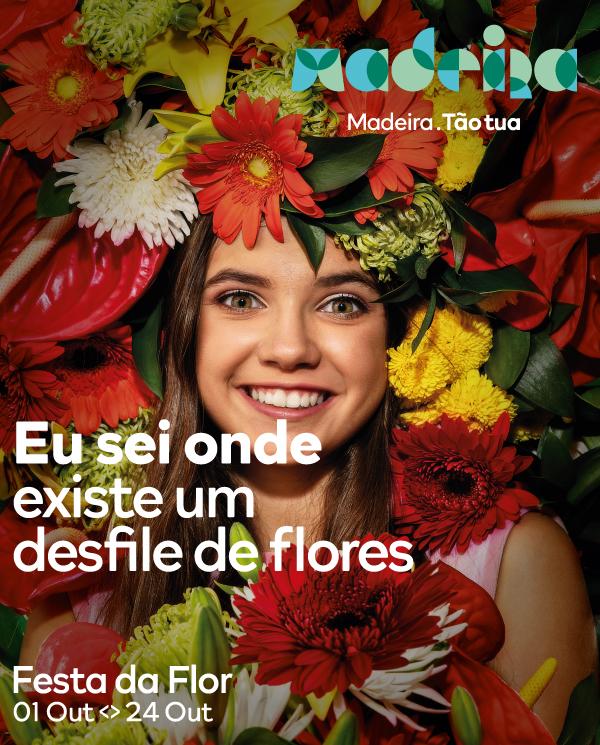 Festa da Flor 2021