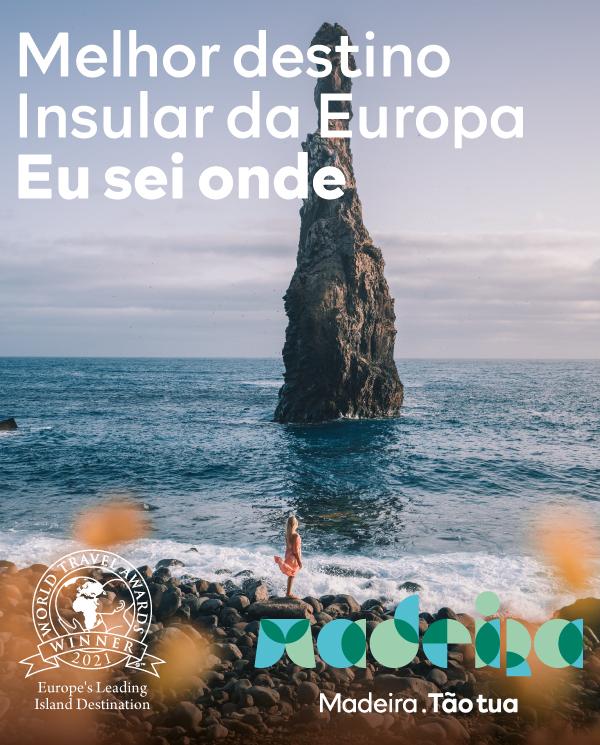 Madeira Melhor Destino Insular da Europa