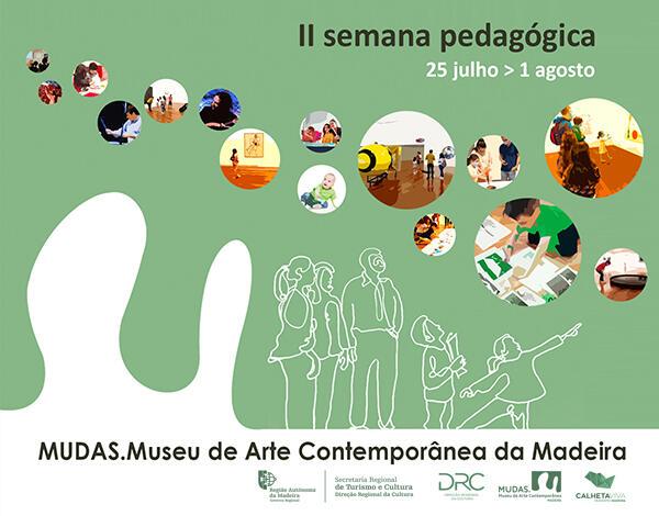 II Semana Pedagógica do MUDAS
