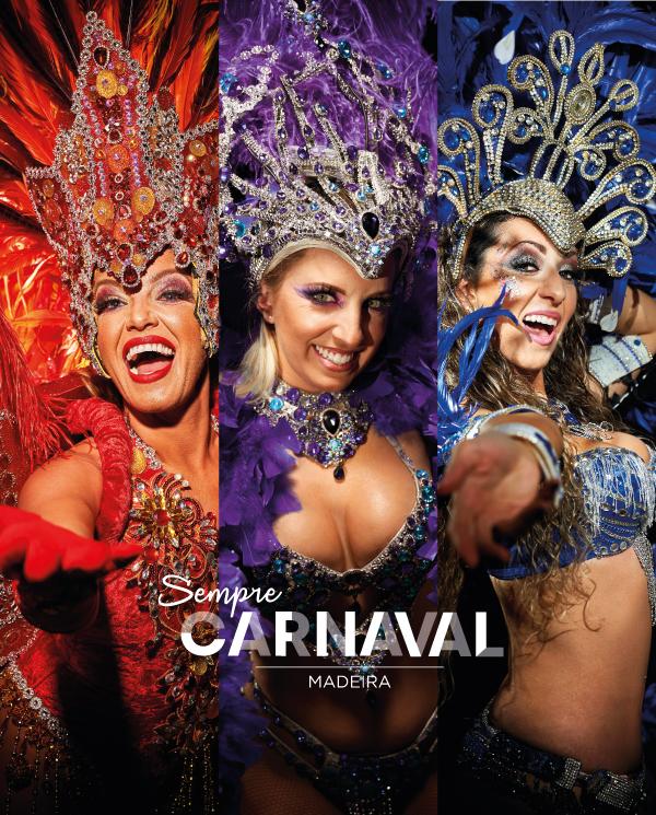 """Sempre Carnaval"""" mantém viva a tradição do evento madeirense"""