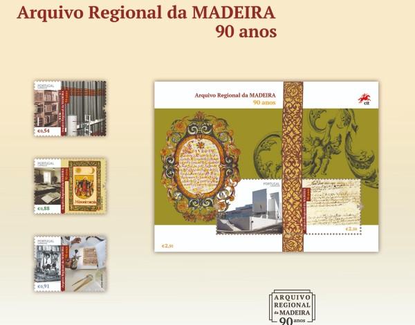 Governo Regional assinala o 90º aniversário do Arquivo Distrital