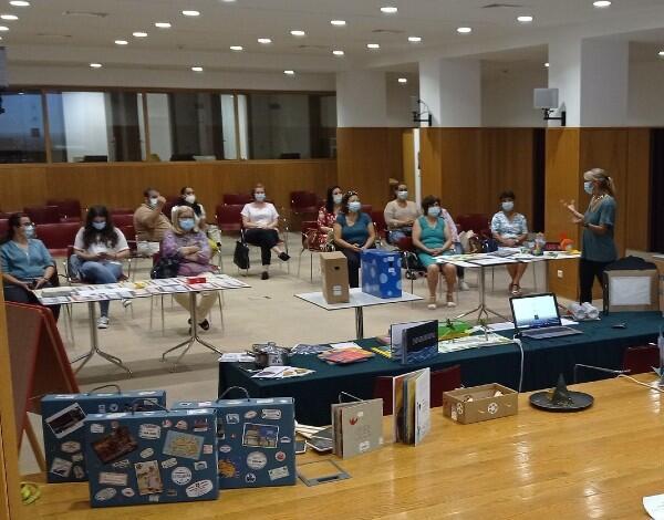 Arquivo apresenta Programa Educativo 2021/2022