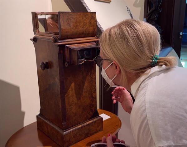Visita online ao Museu de Fotografia da Madeira- Atelier Vicente´s