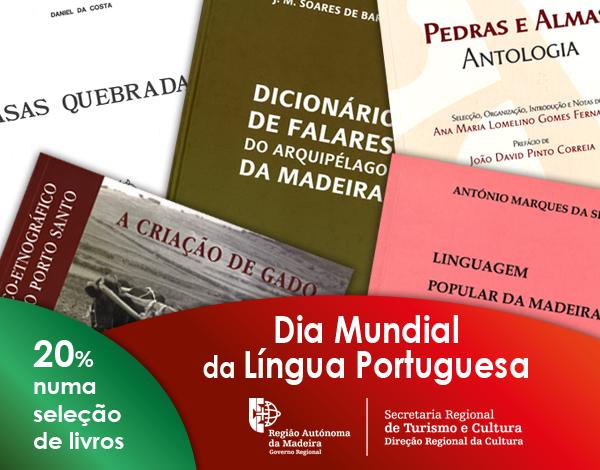 Governo Regional assinala Dia Mundial da Língua Portuguesa
