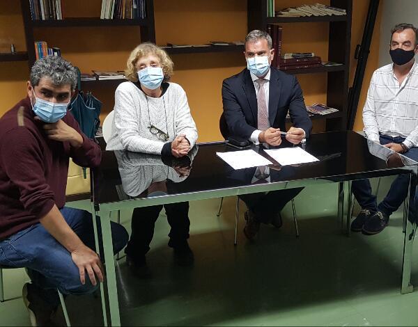 Assinatura do Protocolo com Associação de Folclore e  Etnografia da Região Autónoma da Madeira