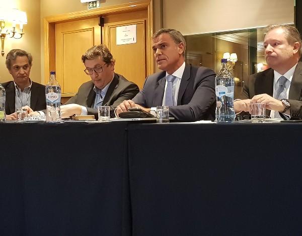 Eduardo Jesus reunido em Lisboa com operadores turísticos da APAVT