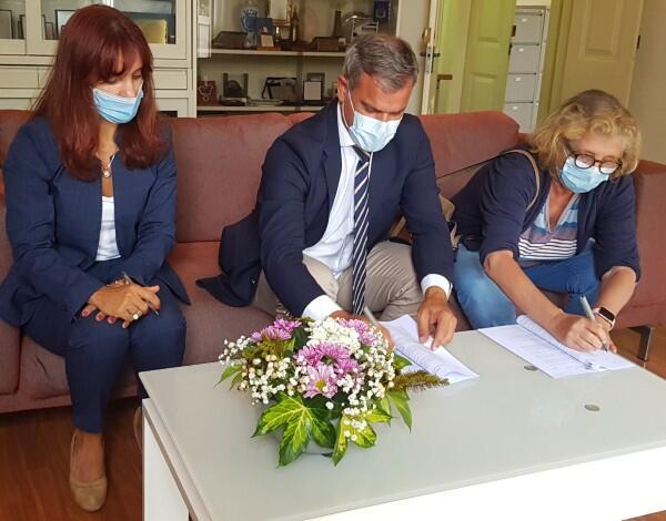 Governo Regional assinou protocolo  com o Coro de Câmara da Madeira