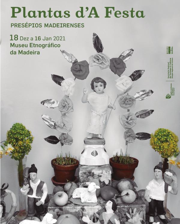 """Exposição """"Plantas d´A Festa"""""""