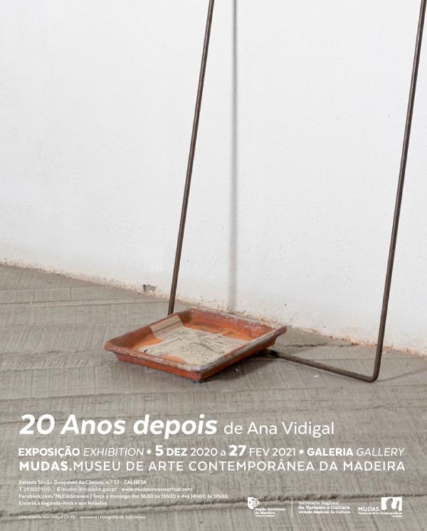 """"""" 20 Anos Depois"""" de Ana Vidigal"""