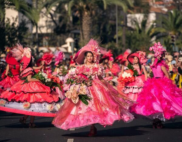 Governo Regional adia Festa da Flor para setembro