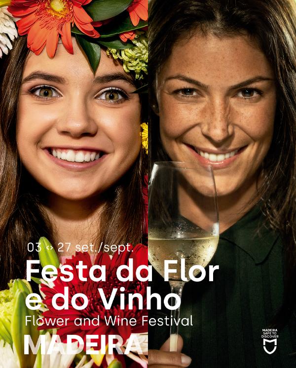 Festa da Flor  e do Vinho Madeira 2020
