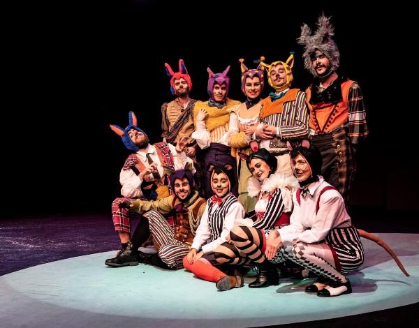 Da Madeira para o Mundo, teatro infantil online