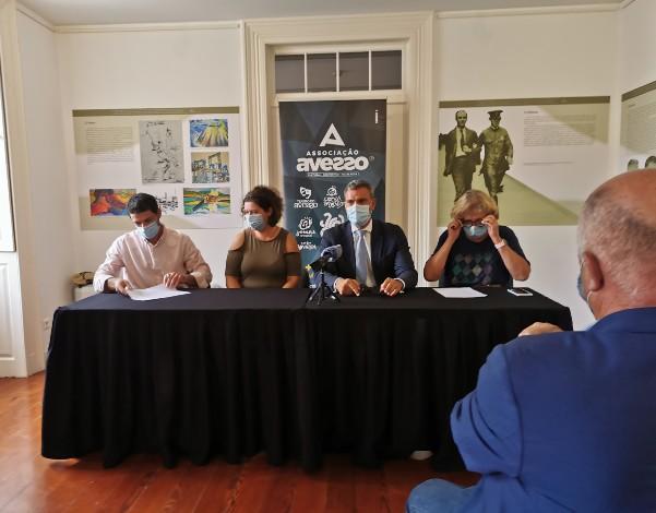 Governo Regional empenhado no apoio à Cultura