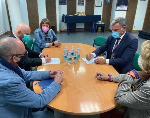 Governo Regional assina protocolo com a  AOCM  para divulgar música barroca e património