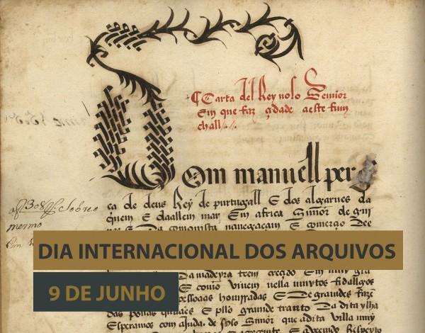 Governo Regional assinala Dia Internacional dos Arquivos