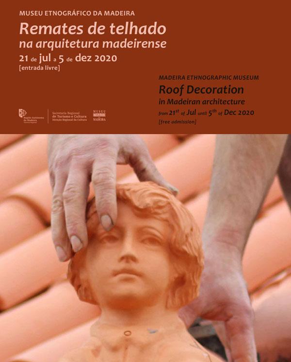 """""""Os remates de telhado, na arquitetura madeirense"""""""