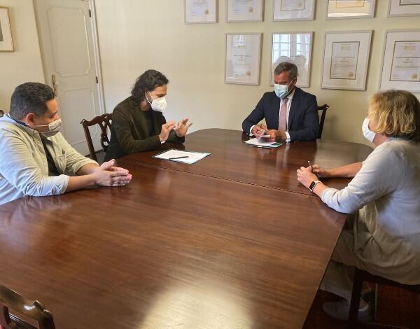 Governo assina contrato-programa com a Associação de Bandolins da Madeira