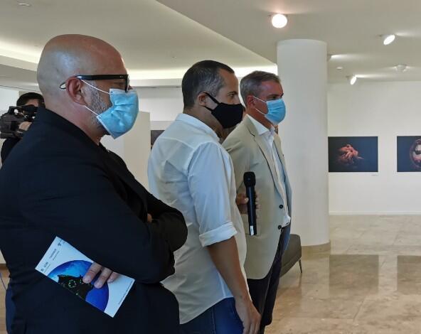 Exposição 'Atlântica' aproxima Cabo Verde à Madeira