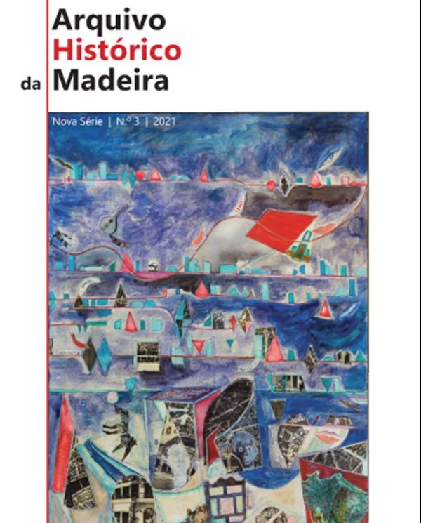 Revista arquivo Histórico da Madeira, Nova Série, nº3
