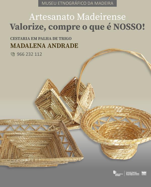 ARTESANATO MADEIRENSE - Valorize, Compre, o que é NOSSO!