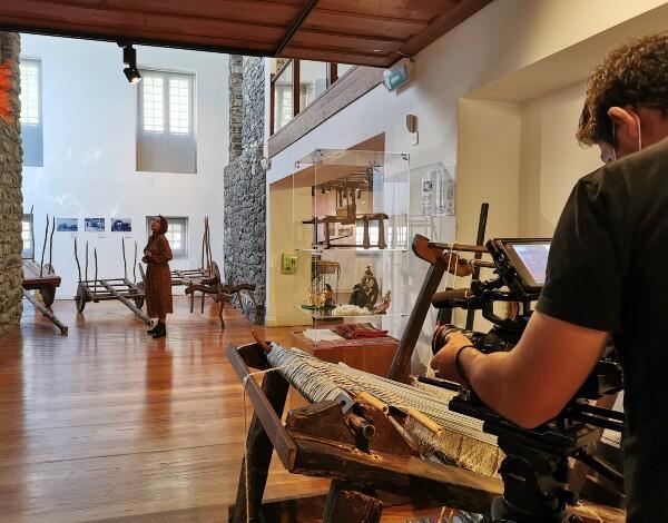 Visitas Cantadas no Museu Etnográfico da Madeira