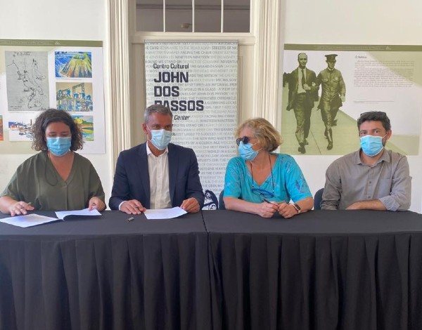 """Governo Regional apoia realização """"Festival Avesso"""""""