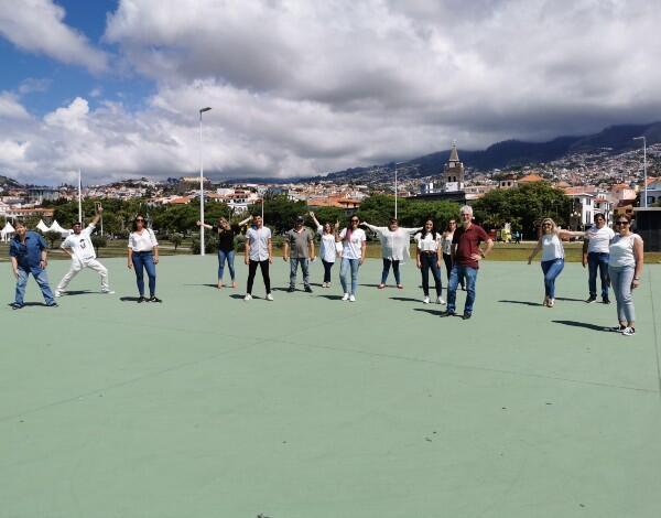 Músicos prestam homenagem à Madeira