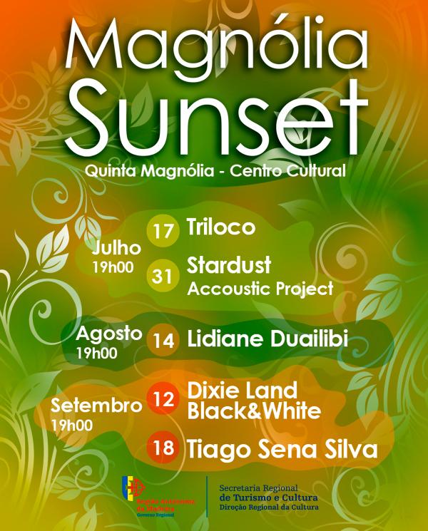 Magnólia Sunset