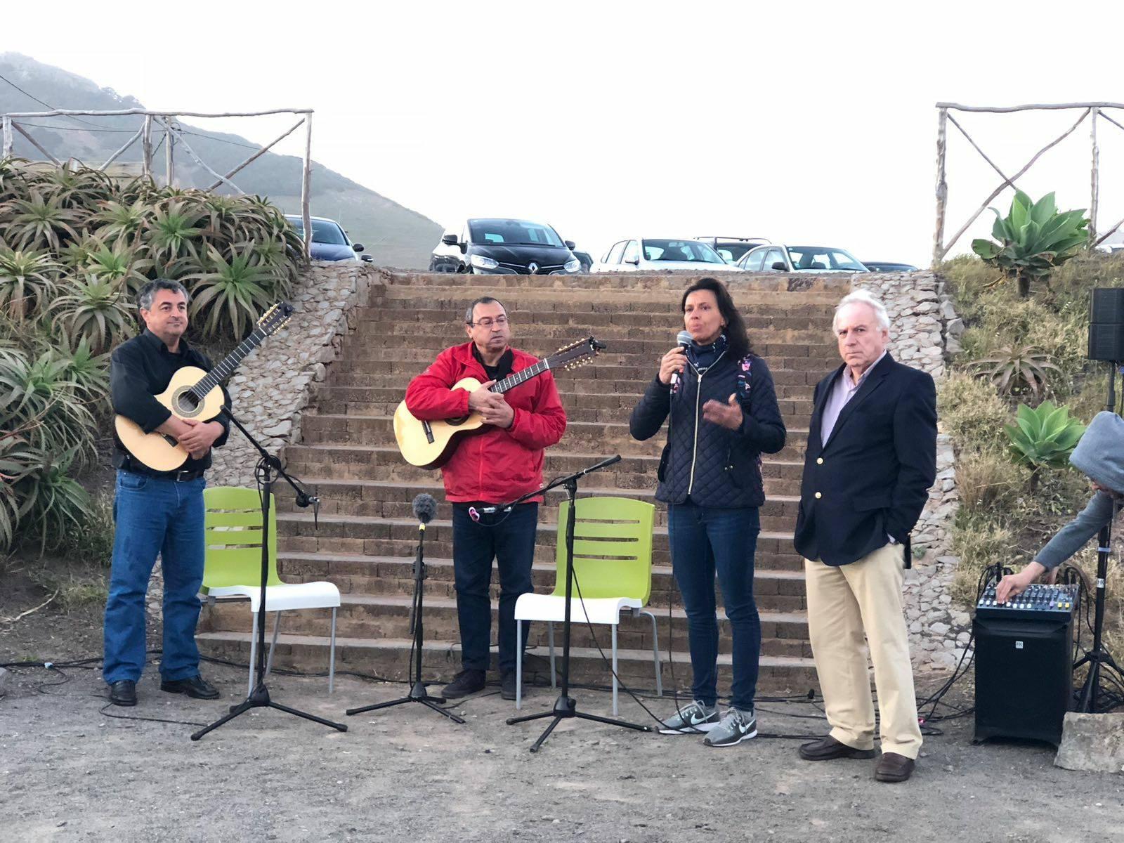 """Porto Santo celebrou 600 anos com """"Música na Natureza"""""""