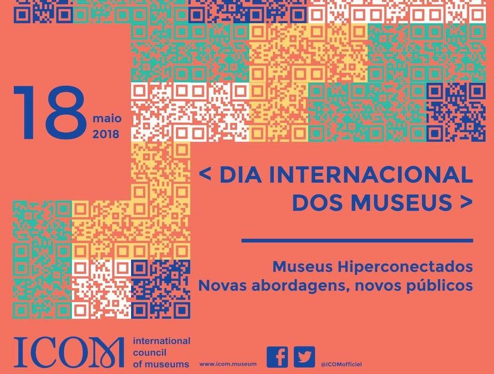Dia Internacional dos Museus com entradas gratuitas, visitas guiadas e muitas outras atividades