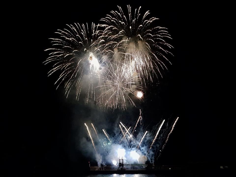 Festival do Atlântico encerra neste sábado, com fogo português