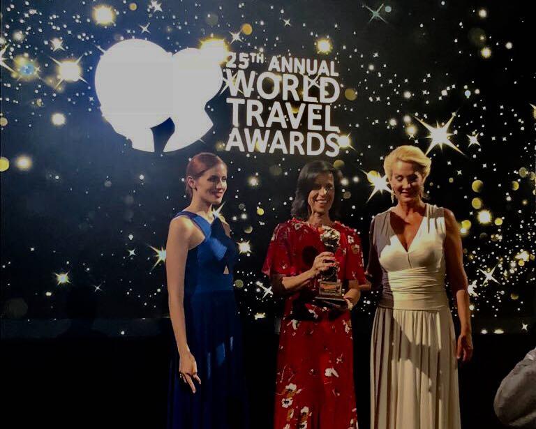 Madeira vence Prémio de Melhor Destino Insular da Europa atribuído pela World Travels Awards™