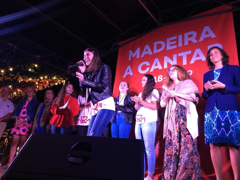 """Santana e Porto Santo são os próximos concelhos a acolher o Projeto """"Madeira a Cantar"""""""